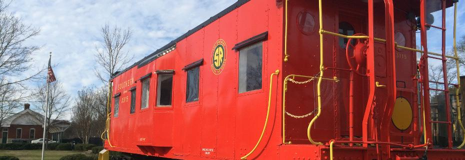 Southern Railway Caboose X-3115
