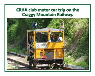 CRHA Display Board Motor Car